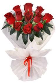 11 adet gül buketi  Siirt çiçek satışı  kirmizi gül