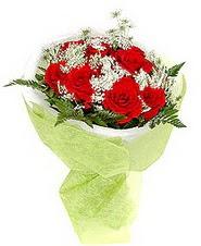 Siirt online çiçekçi , çiçek siparişi  7 adet kirmizi gül buketi tanzimi