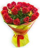 19 Adet kırmızı gül buketi  Siirt çiçek , çiçekçi , çiçekçilik