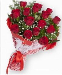 11 adet kırmızı gül buketi  Siirt çiçekçi mağazası