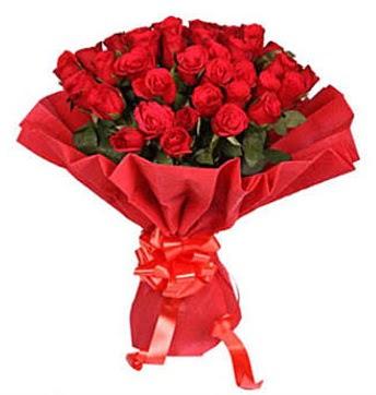 41 adet gülden görsel buket  Siirt yurtiçi ve yurtdışı çiçek siparişi