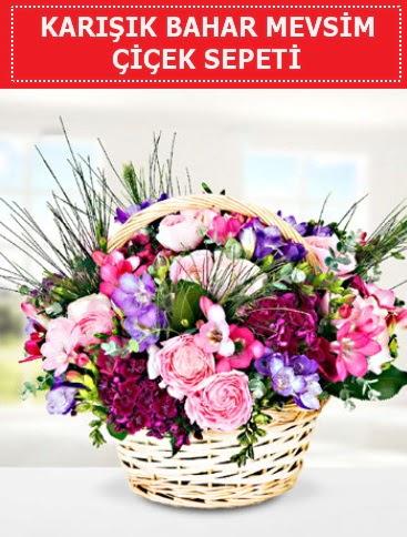 Karışık mevsim bahar çiçekleri  Siirt çiçek yolla , çiçek gönder , çiçekçi