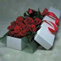 Siirt ucuz çiçek gönder  11 adet gülden kutu