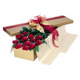 Siirt çiçekçi mağazası  10 adet kutu özel kutu