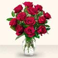 Siirt çiçek mağazası , çiçekçi adresleri  10 adet gül cam yada mika vazo da