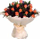 11 adet gonca gül buket   Siirt çiçek servisi , çiçekçi adresleri