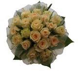 12 adet sari güllerden buket   Siirt çiçek siparişi sitesi
