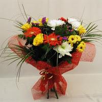 Siirt İnternetten çiçek siparişi  Karisik mevsim demeti