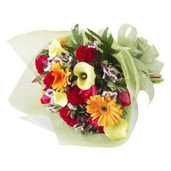 karisik mevsim buketi   Siirt anneler günü çiçek yolla