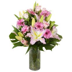vazo içerisinde karisik mevsim çiçekleri  Siirt çiçek satışı