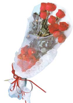 11 adet kirmizi güller buket tanzimi   Siirt çiçek yolla