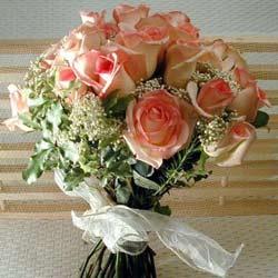 12 adet sonya gül buketi    Siirt kaliteli taze ve ucuz çiçekler