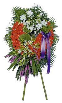 Siirt hediye çiçek yolla  cenaze çelengi
