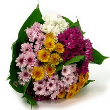 Siirt güvenli kaliteli hızlı çiçek  Karisik kir çiçekleri demeti herkeze