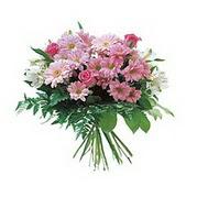 karisik kir çiçek demeti  Siirt yurtiçi ve yurtdışı çiçek siparişi