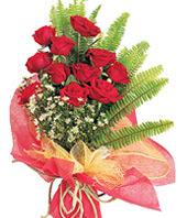 11 adet kaliteli görsel kirmizi gül  Siirt yurtiçi ve yurtdışı çiçek siparişi