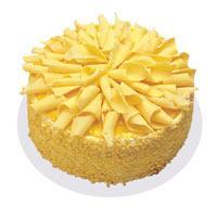 Muzlu pasta 4 ile 6 kisilik yas pasta  Siirt güvenli kaliteli hızlı çiçek
