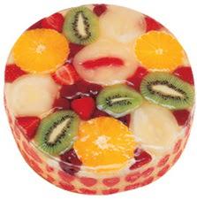 Meyvali 4 ile 6 kisilik yas pasta leziz  Siirt İnternetten çiçek siparişi