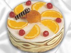 lezzetli pasta satisi 4 ile 6 kisilik yas pasta portakalli pasta  Siirt çiçek gönderme sitemiz güvenlidir