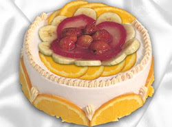 leziz pastane 4 ile 6 kisilik yas pasta meyvali yaspasta  Siirt cicekciler , cicek siparisi