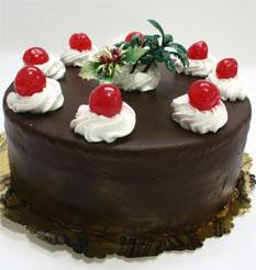 4 ile 6 kisilik yas pasta çikolatali taze pastaci  Siirt çiçekçiler