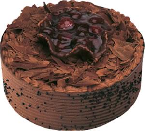 pasta satisi 4 ile 6 kisilik çikolatali yas pasta  Siirt online çiçekçi , çiçek siparişi