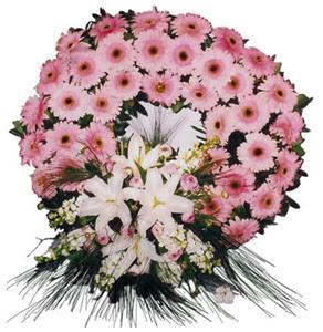 Cenaze çelengi cenaze çiçekleri  Siirt çiçek , çiçekçi , çiçekçilik