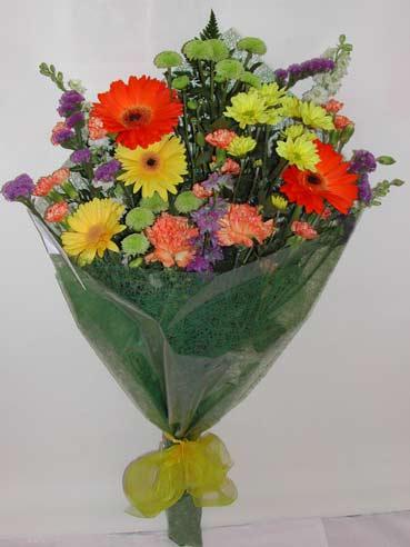 karisik kir çiçek buketi çiçek gönderimi  Siirt çiçekçi mağazası