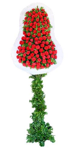 Dügün nikah açilis çiçekleri sepet modeli  Siirt çiçek online çiçek siparişi