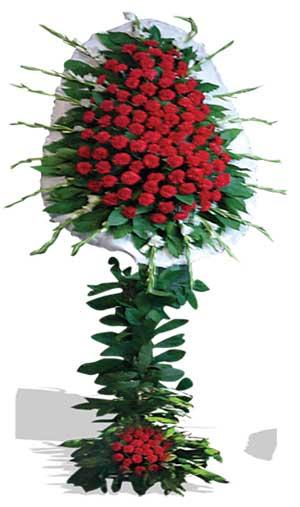 Dügün nikah açilis çiçekleri sepet modeli  Siirt çiçek servisi , çiçekçi adresleri