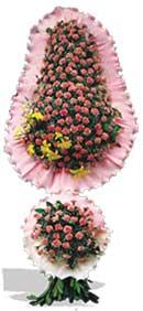 Dügün nikah açilis çiçekleri sepet modeli  Siirt güvenli kaliteli hızlı çiçek