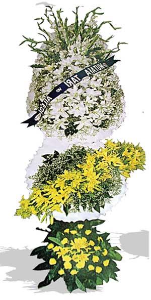 Dügün nikah açilis çiçekleri sepet modeli  Siirt online çiçekçi , çiçek siparişi