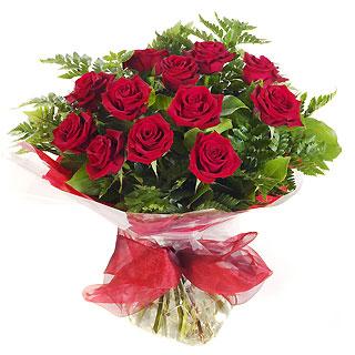 Ucuz Çiçek siparisi 11 kirmizi gül buketi  Siirt çiçek siparişi vermek