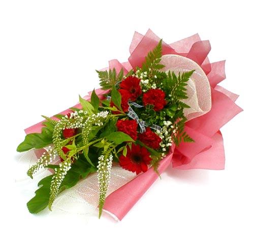 Karisik çiçek buketi mevsim buket  Siirt çiçek yolla
