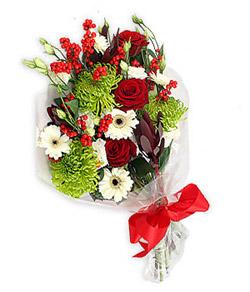 Karisik mevsim buketi çiçek tanzimi  Siirt çiçek satışı