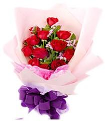 7 gülden kirmizi gül buketi sevenler alsin  Siirt çiçek servisi , çiçekçi adresleri