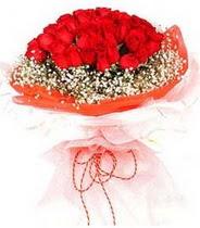 Siirt internetten çiçek siparişi  21 adet askin kirmizi gül buketi