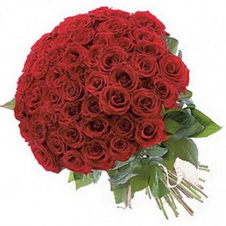 Siirt uluslararası çiçek gönderme  101 adet kırmızı gül buketi modeli