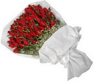 Siirt çiçek online çiçek siparişi  51 adet kırmızı gül buket çiçeği