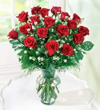 Siirt çiçek gönderme  9 adet mika yada vazoda kirmizi güller