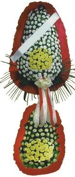 Çift katlı düğün açılış çiçeği  Siirt online çiçek gönderme sipariş