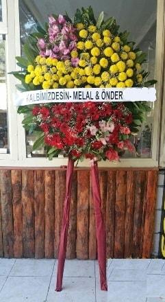 Siirt çiçekçiler  Cenaze çiçek modeli