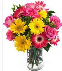 Vazoda Karışık mevsim çiçeği  Siirt çiçek gönderme sitemiz güvenlidir