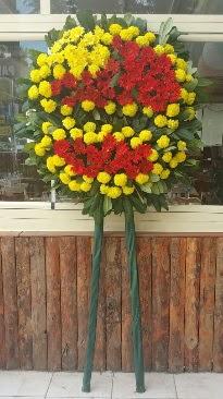 Cenaze çelengi çiçek modeli  Siirt cicek , cicekci