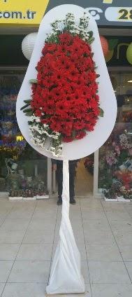 Tek katlı düğün nikah açılış çiçeği  Siirt hediye çiçek yolla