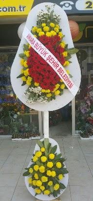 Çift katlı düğün nikah açılış çiçek modeli  Siirt çiçek gönderme sitemiz güvenlidir