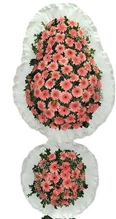 Çift katlı düğün nikah açılış çiçek modeli  Siirt ucuz çiçek gönder