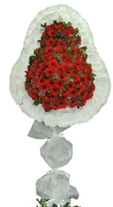 Tek katlı düğün nikah açılış çiçek modeli  Siirt çiçekçi mağazası