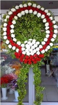 Cenaze çelenk çiçeği modeli  Siirt çiçekçiler