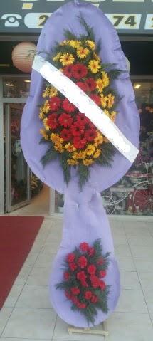 Çift katlı nikah düğüne çiçek modeli  Siirt çiçek satışı